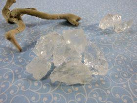 Bergkristall Rohstein